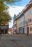 παλαιά πόλη οδών Στοκ Εικόνα