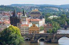Παλαιά πόλη, Πράγα, Δημοκρατία της Τσεχίας στοκ εικόνα με δικαίωμα ελεύθερης χρήσης