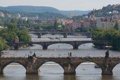 Παλαιά πόλη, Πράγα, Δημοκρατία της Τσεχίας στοκ φωτογραφία