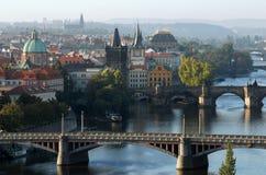 Παλαιά πόλη, Πράγα, Τσεχία στοκ φωτογραφίες