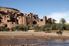 Παλαιά πόλη σε morocco2 Στοκ φωτογραφίες με δικαίωμα ελεύθερης χρήσης