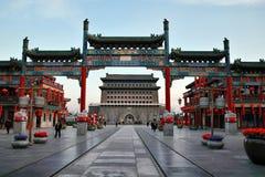 παλαιά πόλη στην Κίνα Στοκ Εικόνες