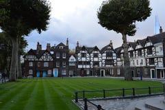 Παλαιά πόλη στο Λονδίνο στοκ εικόνα