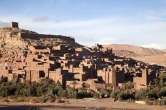 Παλαιά πόλη στο Μαρόκο Στοκ Εικόνες