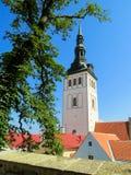 Παλαιά πόλη, Ταλίν, Εσθονία στοκ εικόνες