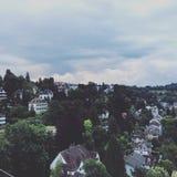 Παλαιά πόλη της Βέρνης Στοκ φωτογραφίες με δικαίωμα ελεύθερης χρήσης