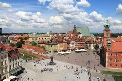 Παλαιά πόλη της Βαρσοβίας στοκ εικόνα με δικαίωμα ελεύθερης χρήσης