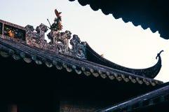 Παλαιά πόλη της Κίνας Στοκ εικόνες με δικαίωμα ελεύθερης χρήσης