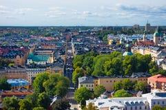 Παλαιά πόλη της Στοκχόλμης, Σουηδία στοκ εικόνες