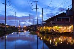 παλαιά πόλη της Ταϊλάνδης Στοκ Φωτογραφίες