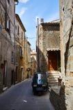Παλαιά πόλη της Τοσκάνης Έννοια της Ιταλίας Στοκ εικόνες με δικαίωμα ελεύθερης χρήσης