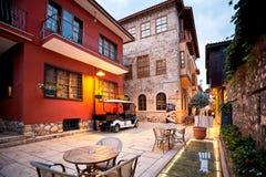 παλαιά πόλη Τουρκία kaleici antalya Στοκ εικόνα με δικαίωμα ελεύθερης χρήσης