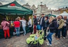 Παλαιά πόλη του Πίλζεν Στοκ φωτογραφίες με δικαίωμα ελεύθερης χρήσης