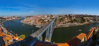 Παλαιά πόλη του Πόρτο - Πορτογαλία Στοκ φωτογραφίες με δικαίωμα ελεύθερης χρήσης