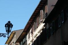 Παλαιά πόλη Φλωρεντία, Ιταλία Στοκ εικόνα με δικαίωμα ελεύθερης χρήσης