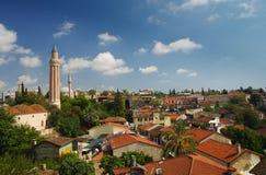 Παλαιά πόλη Antalya Στοκ φωτογραφία με δικαίωμα ελεύθερης χρήσης