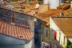 Παλαιά πόλη, Arles, Γαλλία Στοκ εικόνα με δικαίωμα ελεύθερης χρήσης