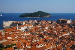 Παλαιά πόλη Dubrovnik στοκ φωτογραφίες με δικαίωμα ελεύθερης χρήσης