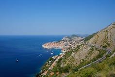 Παλαιά πόλη Dubrovnik στοκ εικόνες