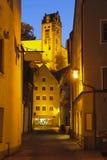 παλαιά πόλη Fuessen Στοκ εικόνες με δικαίωμα ελεύθερης χρήσης