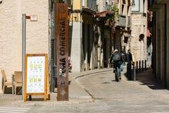 Παλαιά πόλη Girona Στοκ φωτογραφία με δικαίωμα ελεύθερης χρήσης