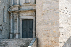Παλαιά πόλη Girona Στοκ Εικόνες