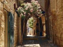 Παλαιά πόλη Jaffa Στοκ φωτογραφία με δικαίωμα ελεύθερης χρήσης