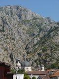 Παλαιά πόλη Kotor: Μαργαριτάρι του Μαυροβουνίου Στοκ φωτογραφία με δικαίωμα ελεύθερης χρήσης