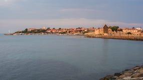 Παλαιά πόλη Nesebar, Βουλγαρία Στοκ φωτογραφία με δικαίωμα ελεύθερης χρήσης