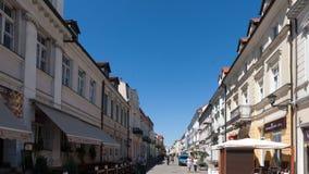Παλαιά πόλη Plock στην Πολωνία Στοκ Φωτογραφία