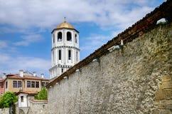 Παλαιά πόλη Plovdiv στην ηλιόλουστη ημέρα, Βουλγαρία Στοκ Εικόνες
