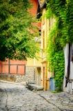 Παλαιά πόλη Plovdiv στην ηλιόλουστη ημέρα, Βουλγαρία Στοκ εικόνες με δικαίωμα ελεύθερης χρήσης