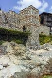 Παλαιά πόλη Sozopol, περιοχή Burgas Στοκ Εικόνα