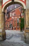 Παλαιά πόλη Wroclaw στοκ εικόνες