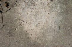 Παλαιά πλάκα επίστρωσης του σκυροδέματος Στοκ Φωτογραφία