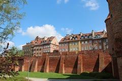 Παλαιά πλατεία της πόλης Ευρώπη της Βαρσοβίας περιοχής πόλεων της Ευρώπης Πολωνία Βαρσοβία παλαιά Στοκ Φωτογραφίες
