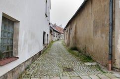 Παλαιά πλευρά εναντίον της παλαιότερης πλευράς Στοκ Φωτογραφίες