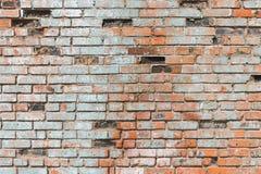 Παλαιά πλινθοδομή Στοκ φωτογραφία με δικαίωμα ελεύθερης χρήσης