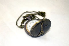 παλαιά ρολόγια ρολογιών τσεπών εκλεκτής ποιότητας Στοκ Φωτογραφία