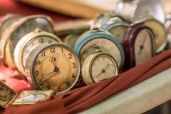 παλαιά ρολόγια Στοκ Εικόνα