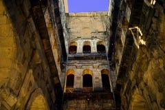 Παλαιά ρωμαϊκή χτίζοντας Nigra Porta πόλη Μοζέλλας της Τρίερ Στοκ φωτογραφίες με δικαίωμα ελεύθερης χρήσης