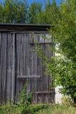 Παλαιά σιταποθήκη στην ηλιοφάνεια στοκ εικόνες με δικαίωμα ελεύθερης χρήσης