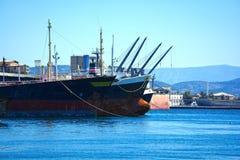 Παλαιά σκάφη Στοκ φωτογραφίες με δικαίωμα ελεύθερης χρήσης