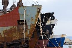 Παλαιά σκάφη Στοκ Φωτογραφίες