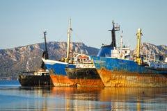 Παλαιά σκάφη Στοκ φωτογραφία με δικαίωμα ελεύθερης χρήσης