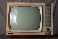 Παλαιά σοβιετική αναδρομική TV Στοκ φωτογραφία με δικαίωμα ελεύθερης χρήσης