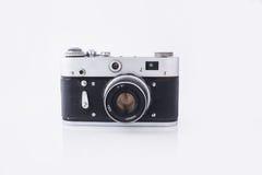 Παλαιά σοβιετική φωτογραφική μηχανή Στοκ Εικόνα