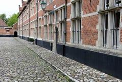 Παλαιά σπίτια Στοκ Φωτογραφίες