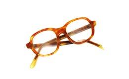 Παλαιά σπασμένα γυαλιά Στοκ εικόνα με δικαίωμα ελεύθερης χρήσης