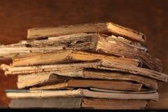 παλαιά στοίβα βιβλίων Στοκ φωτογραφίες με δικαίωμα ελεύθερης χρήσης